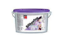Baumit SilikonTop szilikon gyanta kötőanyagú vékonyvakolat 25 kg