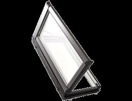 Designo R3 oldalra nyíló tetőkibúvófából/műanyagból