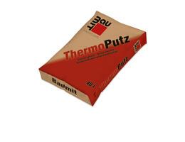 Baumit ThermoPutz hőszigetelő alapvakolat 40 l