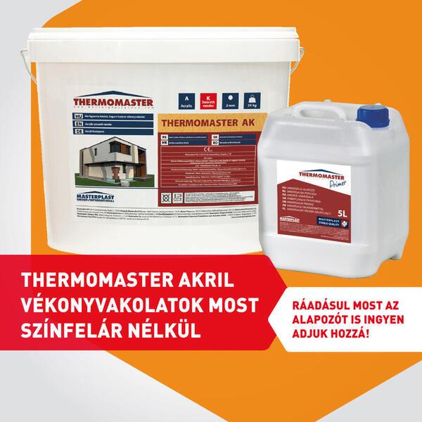 Thermomaster őszi akció
