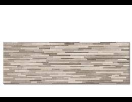 La fenice Shabby Wall Decoro Chic Tortora 20x60