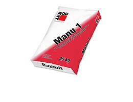 Baumit Manu 1 mész-cement alapvakolat