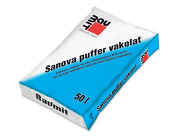 Baumit Sanova Puffer légpórusos alapvakolat 50 l