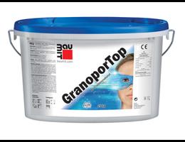 Baumit GranoporTop akril vékonyvakolat