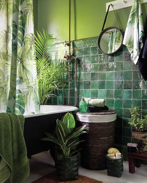fürdőszobadizájn menta1