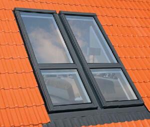 Fakro ES/G burkolókeret tetőerkély ablakokhoz