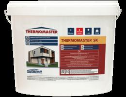 Masterplast Thermomaster kapart hatású szilikon vékonyvakolat