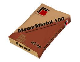 Baumit MauerMörtel 100/ Falazóhabarcs 100