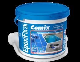 EpoxiFix 2K Epoxi ragasztó, fehér 7 kg