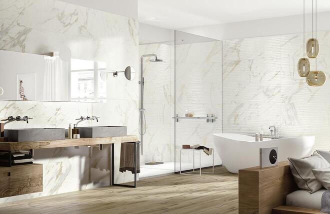 Ragno fürdőszoba csempe
