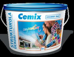 Cemix StrukturOLA Dekor 25kg