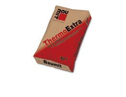 Baumit TheromExtra 50 l hőszigetelő alapvakolat gépi felhordásra