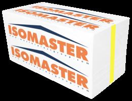 Isomaster EPS-100 lépésálló hőszigetelő anyag sárga csík jelzéssel