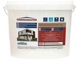 Masterplast Thermomaster gödülő szemcsés akril vékonyvakolat