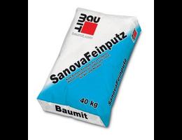 Baumit Sanova Feinputz javító, simító vakolat