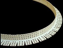 MASTERPROFIL PVC-FLEX ívesíthető élvédő