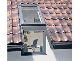Fakro EU burkolókeret térdfal ablakokhoz